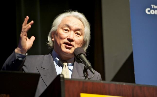 Michio Kaku fala sobre Universos Paralelos