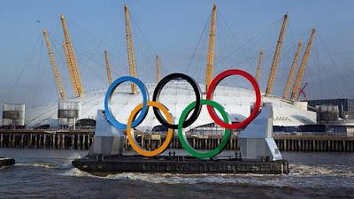 OVNI nos Jogos Olímpicos de Londres