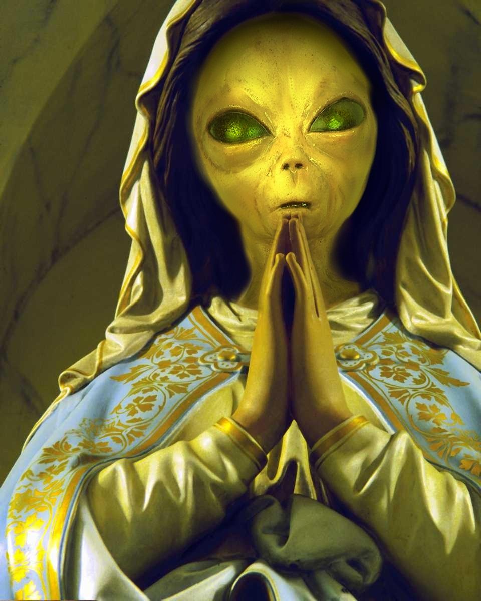 Os extraterrestres serão seres bons ou maus?