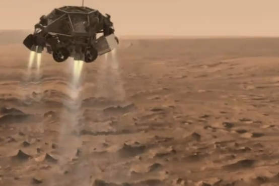 Anomalias em Marte