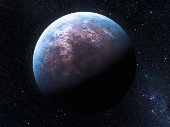 Cientistas descobrem exoplaneta