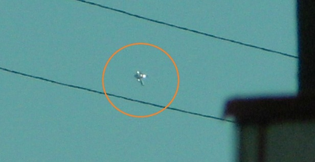 Extraterrestre misterioso foi fotografado em Nova Orleans (EUA) 2