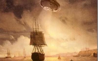 Extraterrestres e a armada de Afonso de Albuquerque no século XVI