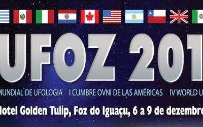 IV Fórum Mundial de Ufologia (I UFOZ 2012)