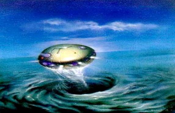 Reportagem sobre Extraterrestres e Ovnis em 1989