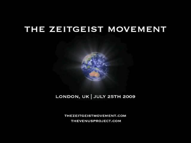 Zeitgeist - Onde Estamos Agora