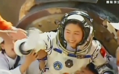 Astronautas chineses vão plantar legumes na Lua
