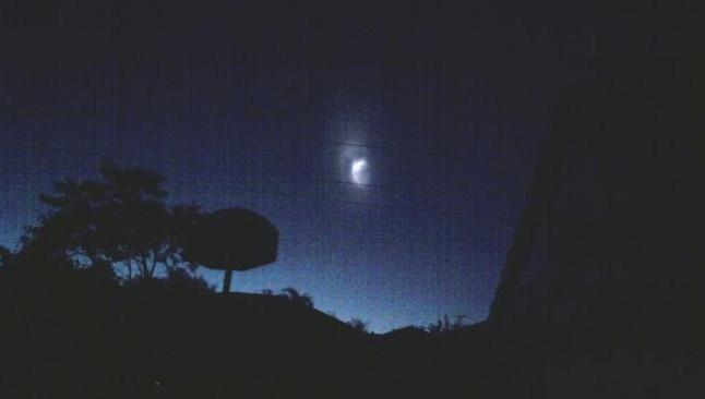 Avistamento de extraterrestres em Campo Grande MS