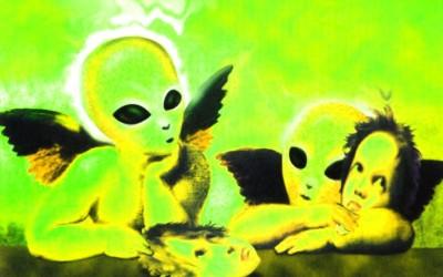 Extraterrestres Anjos