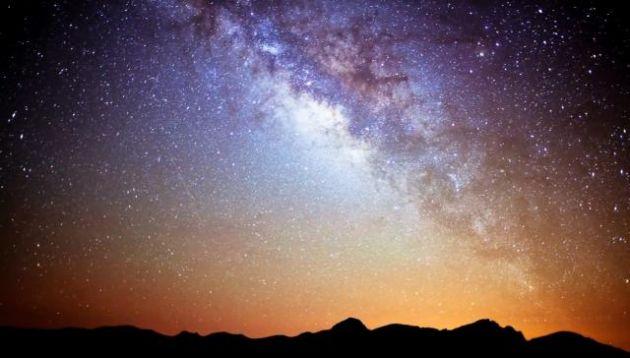 Imagens incríveis da Via Láctea