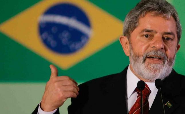 Lula da Silva abduzido
