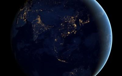 NASA exibe imagens feitas por astronautas