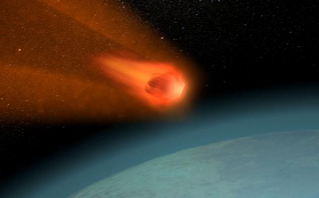 Ovni poderá ter destruído meteorito da Rússia