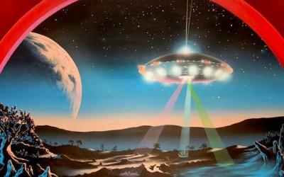 Encontros Imediatos em Portugal: Ovnis/Extraterrestres em Évora