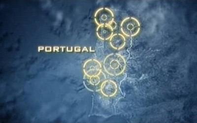 Encontros Imediatos em Portugal: Ovnis/Extraterrestres em Alfena