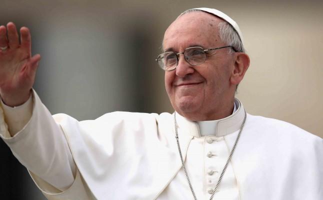 Papa Francisco anunciará Salvador extraterrestre