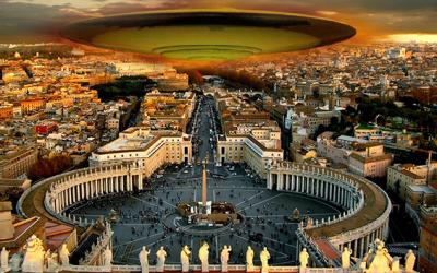 Cientistas do Vaticano procuram ovnis