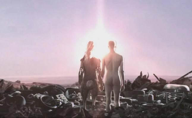 Serão os humanos ets no planeta Terra?