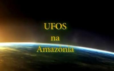 Ufos na Amazônia de Elias Silva
